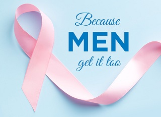 Men Get Breast Cancer Too